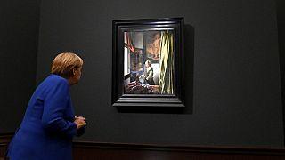 """""""Neuer"""" Vermeer bei Dresdner Schau"""