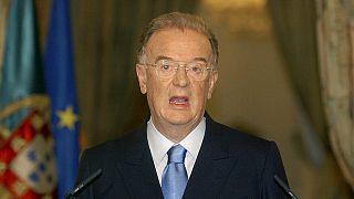 El expresidente de Portugal Jorge Sampaio