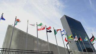 A világszervezet New York-i székháza