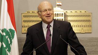 رئيس الحكومة اللبنانية نجيب ميقاتي (أرشيف)