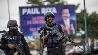 Four separatists sentenced to die in troubled Cameroon