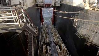 Ostseepipeline Nord Stream 2 fertiggestellt