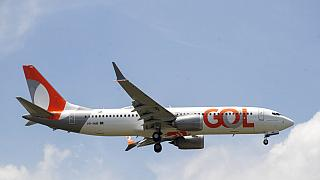 Gol havayollarına ait Boeing 737 yolcu uçağı