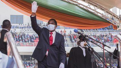 Zambia's new leader vows 'zero tolerance' on corruption