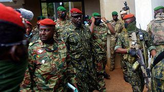 Guinée : une délégation de la Cédéao rencontre la junte