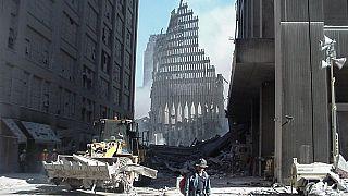 11 Eylül saldırıları, ABD Gizli Servisi Arşivi.