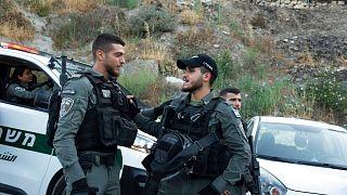 ماموران پلیس اسرائیل (عکس از آرشیو)