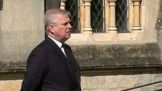 El príncipe Andrés ha recibido la demanda por abusos sexuales de Virginia Giuffre