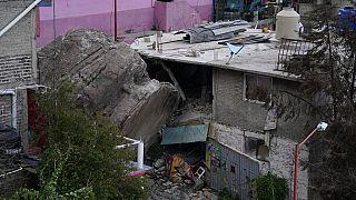 Derrocada no México