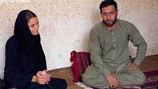 Euronews' special correspondent in Afghanistan Anelise Borges speaks to Emal Ahmadi, who lost family members in a US drone strike, September 2021.