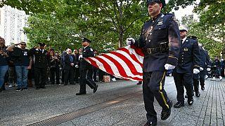 Cerimonie per l'11 settembre