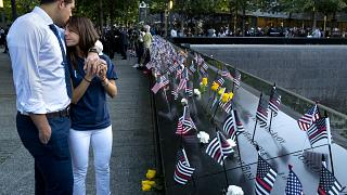 20th anniversary of the September 11th terrorist attacks on the World Trade Center in New York City.