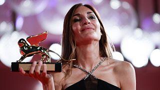 المخرجة الفرنسية من أصل لبناني أودري ديوان
