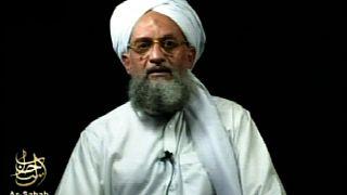 Archivaufnahme von Al-Kaida-Chef Sawahiri