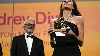 Mostra de Venise : la Française Audrey Diwan remporte le Lion d'Or