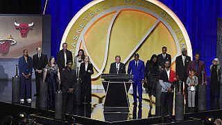 Η κλάση του 2021 που εντάχθηκε στο Hall of Fame του ΝΒΑ