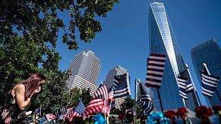 11 Eylül saldırılarının 20'nci yıl dönümünde kurbanlar törenlerle anıldı
