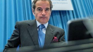 رفايل غروسي المدير العام للوكالة الدولية للطاقة الذرية. 07/06/2021