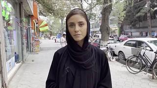 Euronews' special correspondent in Afghanistan Anelise Borges reports from Kabul on Sunday, 12 September, 2021.