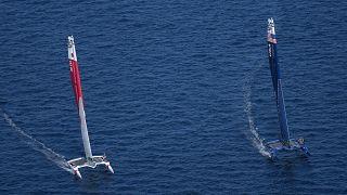 SailGP, il Giappone di Outteridge e Bruni trionfa a Saint-Tropez