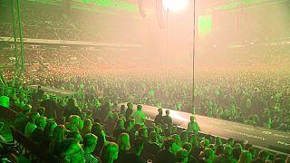 50.000 bei Konzert in Kopenhagen