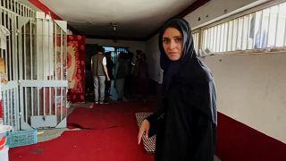 Euronews revela interior de prisão talibã