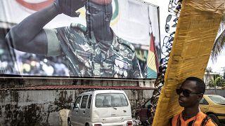 Guinea opposition warns against sanctions on junta