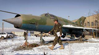 طيار أفغاني