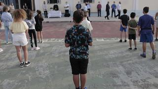 Αγιασμός στα σχολεία