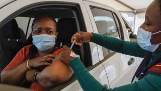 South Africa announces COVID 'vaccine passport' plans