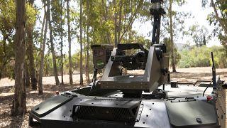 İsrail robotu