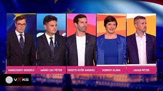 Az ATV-n vitáztak vasárnap az ellenzéki pártok miniszterelnök-jelöltjei
