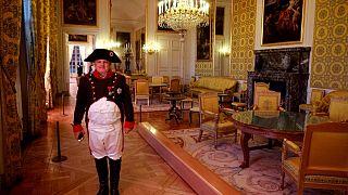 Napoleonic Reenactment at Versailles