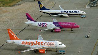 A három nagy fapados légitársaság