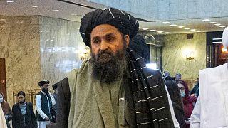 ملا عبدالغنی برادر، معاون رئیس الوزرای طالبان