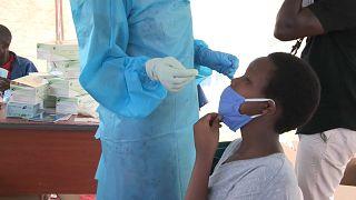 Burundi : dépistage contre la Covid-19 en milieu scolaire