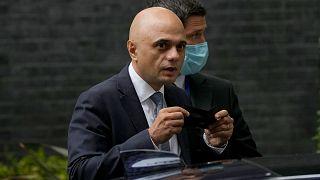İngiltere Sağlık Bakanı Sajid Javid