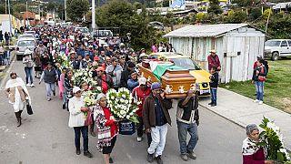 Meksika'da ormanları savunurken ölen bir aktivistin cenaze töreni