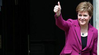 نیکلا استرجن، وزیر اول اسکاتلند
