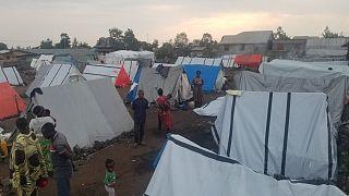 RDC : les sinistrés de l'éruption du Nyiragongo livrés à eux-mêmes