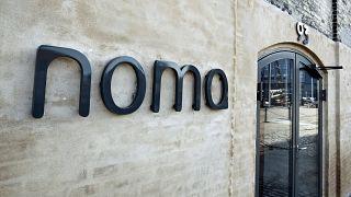 The first incarnation of Danish restaurant Noma in Copenhagen, taken on March 14, 2012