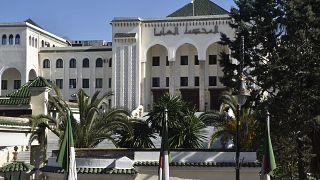 المحكمة العليا في الجزائر العاصمة.