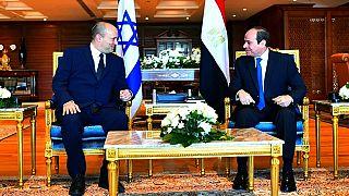 Egipto e Israel avanzan en el deshielo de sus relaciones
