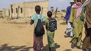"""Burkina Faso : au moins 374 enfants """"sauvés de la traite"""""""