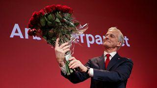 Norveç İşçi Partisi lideri Jonas Gahr Stoere