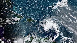 """США: ураган """"Николас"""" направляется к Хьюстону"""