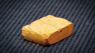 محصول شیمیایی تولید شده برای ساخت مسکن در مریخ