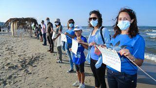 Tunisie : manifestation contre la pollution marine