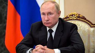 ولادیمیر پوتین، رئیس جمهوری روسیه