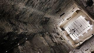 Egypte : la tombe sud ouverte au public